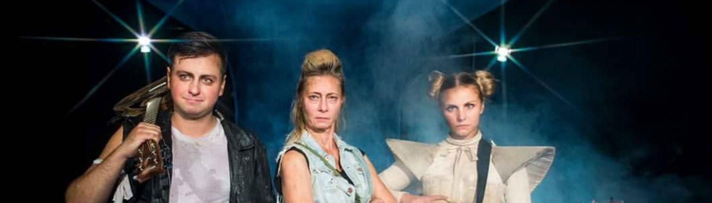 20 sätt att överleva högstadiet, 4e teatern, Mikaela Hagelberg, Agnes Hargne Wallander, Evgeni Leonov